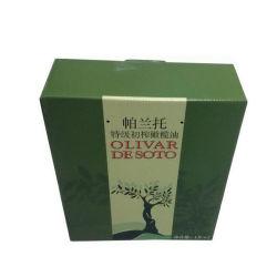 Оливковый цвет подарочной упаковки бумаги для масло легко осуществляться