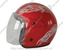 Alta qualidade e banheira de venda (JW-213) Motociclo capacete