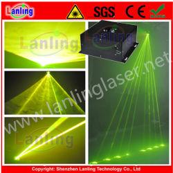 """Singola esposizione grassa """" capa """" commovente del laser di fascio"""