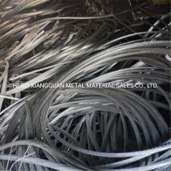 Mineral metal de zinc de lingotes de aluminio de lingotes de chatarra de cátodos de cobre, cable de alambre alumbre Inum chatarra de aluminio de alta calidad de chatarra a bajo precio