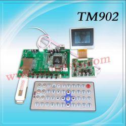 Giocatore di deviazione standard MP5 del USB TC902