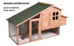 Hen куриное мясо птицы из дерева дома из дерева каркас для плат Пэт дом многофункциональный дом окно компоновки двойной заложить