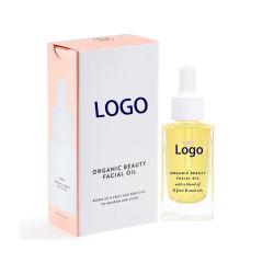 precio de fábrica de aceite de belleza orgánicos con una mezcla de 8 de las frutas y aceites de semillas de cuidado de piel suero aclarante cara