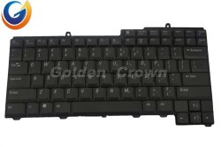 Клавиатура для портативных компьютеров Dell Inspiron 9400 630M 640M XPS M140 M1710 нас Teclado черного цвета