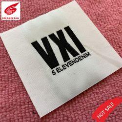 Аксессуары для одежды Китая одежда Лучшее качество хлопок полиэстер Текстиль Woven Метка