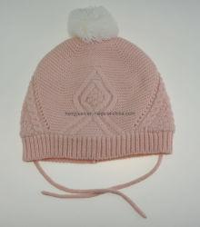 BSCI трикотажные Red Hat и шарфом акрилового волокна с наступлением зимы