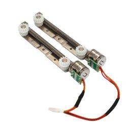 5V 10мм электродвигателем линейный шаговый двигатель для автомобилей