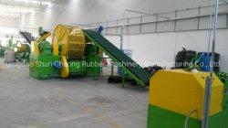 Les déchets de recyclage des pneus, de ligne de conduite de recyclage des pneus utilisés (XKP-560)