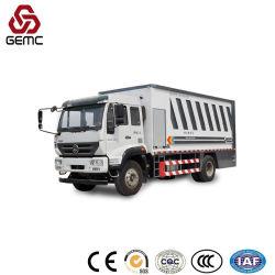 Pulverizador de cemento de camiones hormigonera