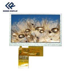 Display LCD HD Ronen da 4.3 pollici per monitor da tavolo per auto Backup della vista di riapertura del parcheggio automatico