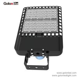 Cellule photoélectrique du capteur d'ACC 100-277130lm/W 150W Shoebox Parking Extérieur Luminaires LED