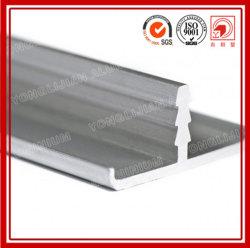 Perfil de alumínio anodização para guarda-roupa e a junta de enquadramento de porta