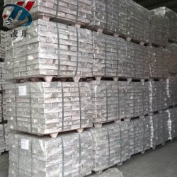 Lingote de magnesio 99,99% de pureza de lingotes de metal de cobre de China