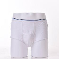 물세척이 가능한 풀인 바지 특별 누출 방지 브리프 남성용 기능성 속옷