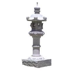 Kasuga Lantern Japanse stijl Outdoor Granite Garden Stone lantaarns