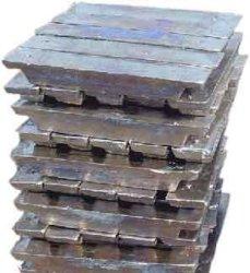 Vente à chaud Ingot de plomb 99.994% / Ingot de plomb de métal 99.99% À bon prix