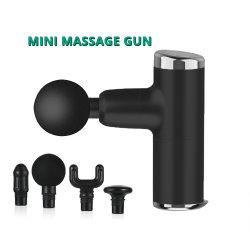 Mini pistola elettrica per massaggi Massager massaggiante profondo del corpo fasciale del muscolo Tissue Percussion piccolo Fitness attrezzatura acido Relief dolore relax