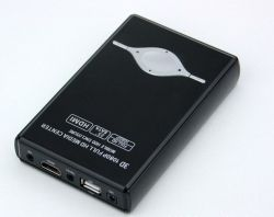 "Portable 2.5 "" 1080P HDD Multimedia-Spieler 2.5inch HDMI HDD Media Player"