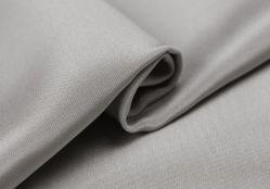 """100 en pure soie Crêpe de tissu 30M/M 45"""" 114cm crêpe de Chine textiles lourds de l'argent"""
