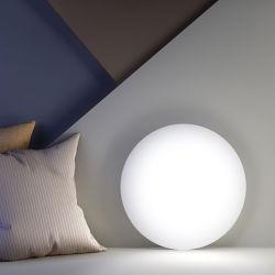 둥근 북유럽 현대 거실 침실 아BS 플라스틱 덮개 램프 LED 천장 빛