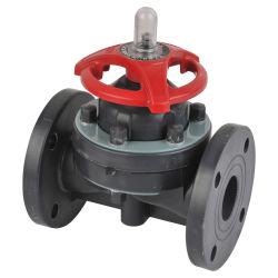 FRPP 다이어프램 밸브, PTFE