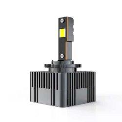 2021 Nuevo Plug and Play 11000LM D1D2s d3s d4s d5s d8s Kit de conversión de la bombilla del faro de LED la sustitución de lámparas de Xenón