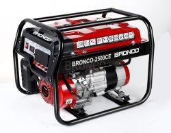 Nouvelle conception 4kw 4kVA 5kw 5kVA 6kw 6kVA démarrage manuel Générateur d'essence portable domestique