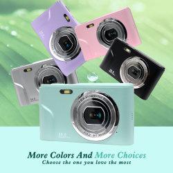 高精細度のデジタルカメラ36,000,000台の有効なピクセル子供のカメラのカードのカメラ