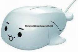 Cartoon Dolphin Mouse