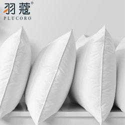 가장 새로운 디자인 편리한 관례 5 별 호텔 베개 거위 기털 채우는 베개