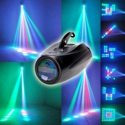 Voar Navio Moon Flower Projetor padrão RGBW 64 fase LED Light