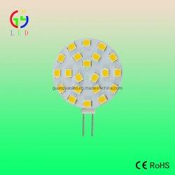 لمبة شمعة إشعال SuperBright LED G4 21SMD 2835، مصابيح مؤشر LED G4 Cabinet، مصابيح LED G4 G9 البديلة