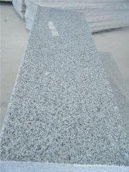 Scala grigia poco costosa del granito di G603 Cina Bianco Sardo/pavimentazione/mattonelle rivestimento parete/del paracarro di esterno/colonna montante/pavimentazione grigia/esterna