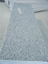 Goedkope G603 China Bianco Sardo Grey Granite Stair/Exterieur Paving/Curbstone / Wandbekleding, tegel/riser/grijs/vloeren aan de buitenkant