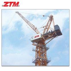 グッドプライス Ztl466 CE ISO コンストラクションタワークレーンドバイ 25ton クレーンタワー