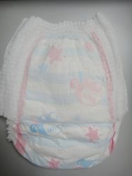آلة تحضير السراويل للأطفال عالية الجودة قابلة للاستخدام في الوقت نفسه الشركة المصنعة الصين أفضل مبيعات في المصنع لتدريب الأطفال الرضع