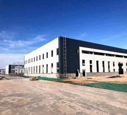 Struttura in acciaio per prefabbricati con struttura in acciaio leggero magazzino modulare