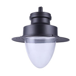 Hot sales IP65 35 40 55 70W Post haut Luminaires LED, lampe LED feux de poste
