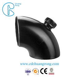 Le PEHD d'égouts et les raccords du tuyau de vidange avec une haute qualité