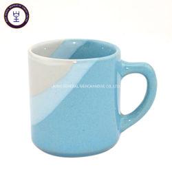 Оптовая торговля коричневый полосатый керамические кружки кофе