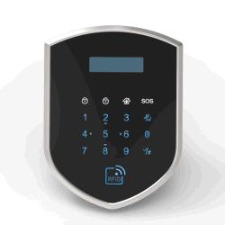 Drahtloses HauptSicherheitssystem G/M und WiFi Alarmanlage mit IOS u. androider APP-Funktion