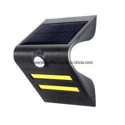 Sensor inteligente con batería de litio de 1,5 W de pared de luz LED Solar