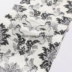 Tessuto tinto del jacquard del sofà della tappezzeria del filato di poliestere per il sofà