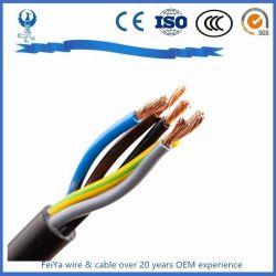 Пвх изоляцией ПВХ куртка Liyy 6 ядра и 4 основной кабель управления