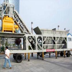 Yhzs25 Fábrica de criação de máquinas de construção de concreto celular