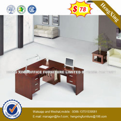 De tamaño medio con muebles de madera maciza mesa de oficina ejecutiva de tabla (HX-K83)