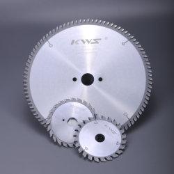 Con punta de carburo de tungsteno Effeciency alta corte de madera de hoja de sierra circular para la aplicación de múltiples
