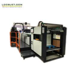 نظام طباعة البيانات المتغيرة UV طباعة الأوراق من بنك الاحتياطي الفيدرالي