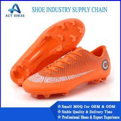 2020 de fútbol de alta calidad de los tacos de fútbol más recientes Venta caliente Custom botas de fútbol baratas