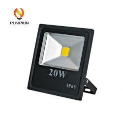 مصابيح غامرة LED مقاومة للتآكل بمبيت من الألومنيوم المصبوب باللون الأبيض بقدرة 20 واط